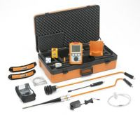 Carry case and probes for the Variotec 460 tracer gas